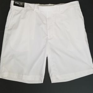 Ralph Lauren size 40 white golf shorts